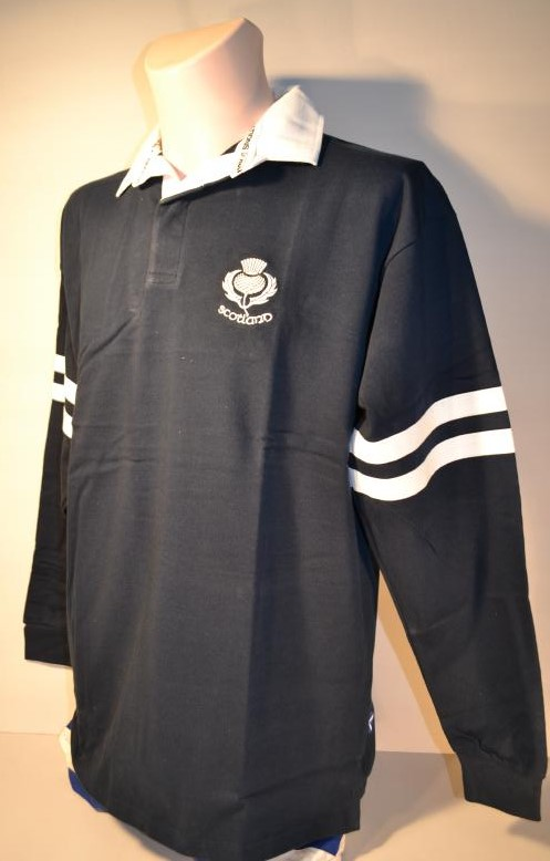 Scotland Rugby Two Stripe