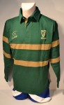 Ierland Gold stripe Rugby shirt